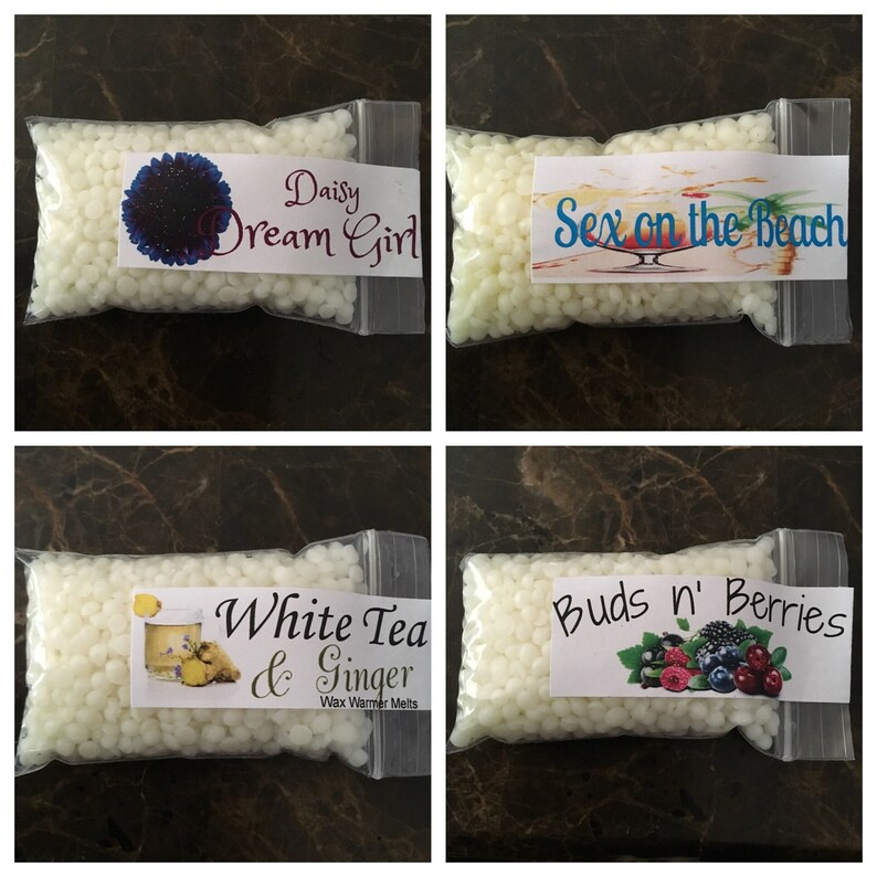 Organic Essential Oil Soy Wax Warmer Beads Wht tea /& Ginger Daisy Dream Girl BBW Aromatherapy Beach B n B You choose
