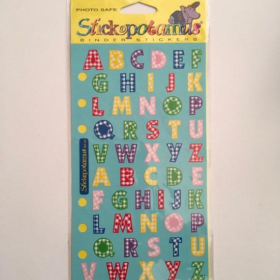 Sticko Stickopotamus Scrapbooking Craft Sticker Sheet MY DAD