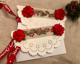 Small Envelope/Gift Tag/Gift Topper/Gift Envelope/Gift/Junk Journal/Album