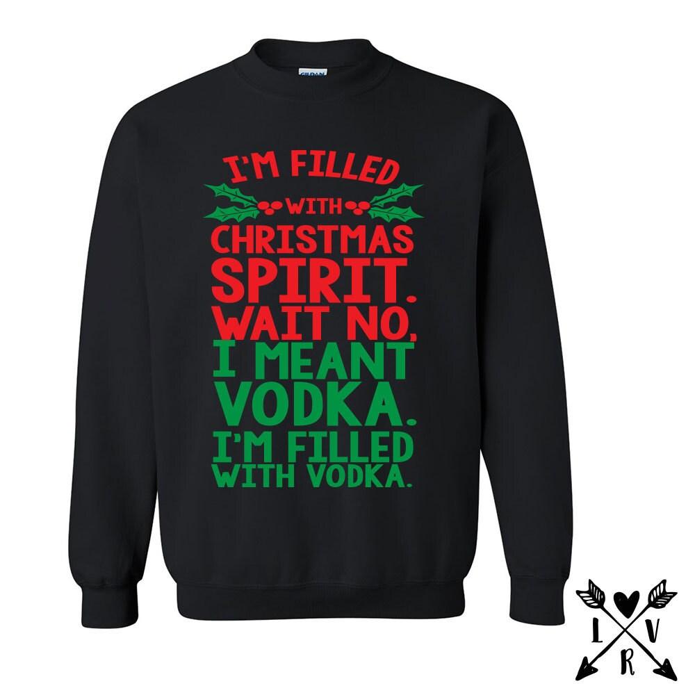 Lustige hässlich Weihnachten Pullover Sweatshirt anpassbare | Etsy