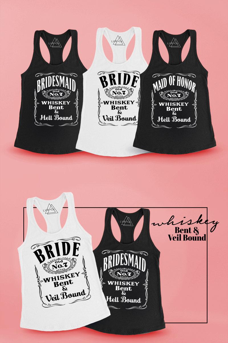 whiskey BRIDE shirt-country Bride-Bridesmaid   Etsy