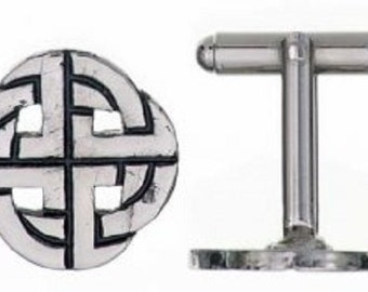 Grampian Pewter Cufflinks