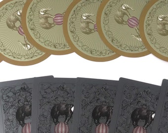 NOW SHIPPING: 2-Deck Deal Two-Penny Oracle by Madam Clara