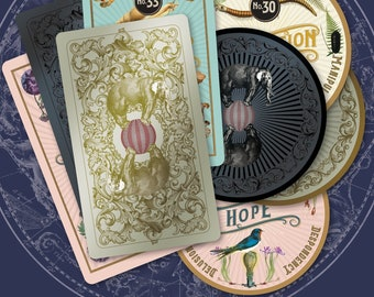 In-stock: The Two-Penny Oracle by Madam Clara