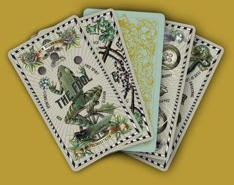 The 5-cent Tarot 2nd Edition by Madam Clara