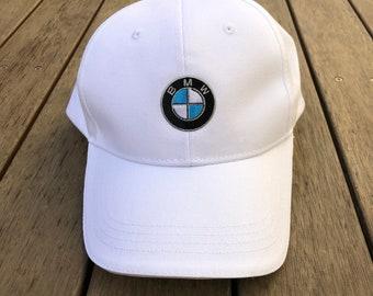 Vintage 90 s BMW Luxury Car Unisex Hipster Dad Strap Back Summer Cap Retro  Hip Hop Streetwear Headwear BMW Automobile Festival Snap Back Cap 79c7159ad2fc