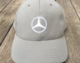 37913f3f Vintage 90's Mercedes Benz Embroidered Adjustable Strap Back Staff Baseball  Cap Retro Hip Hop Streetwear Mercedes Summer Hipster Dad Cap Hat