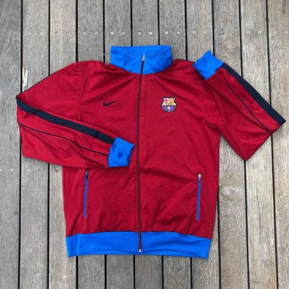 Vintage 90 s Nike Sportswear Barcelona Football Club  632705d6263