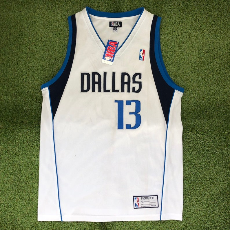 low priced 0528a b88f3 Vintage 90's NBA Dallas Mavericks Steve Nash Unisex XL Basketball Jersey  Retro Hip Hop Streetwear NBA Sportswear Bball Mavericks Nash Jersey