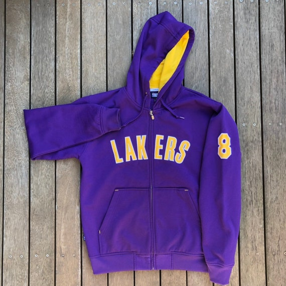 Vintage 90 s NBA Kobe Bryant Los Angeles Lakers Unisex  4cbc603b4