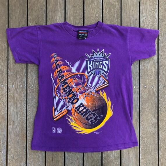 Vintage 90 s Sacramento Kings NBA Basketball Unisex Small  a86e0b3c9