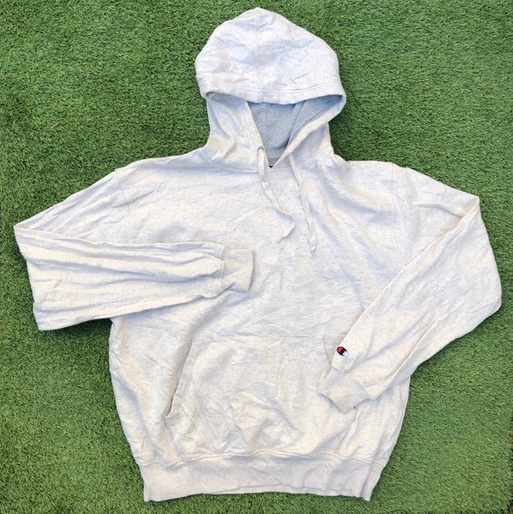 Vintage 1990's Heather Grey Champion Sportswear Ov