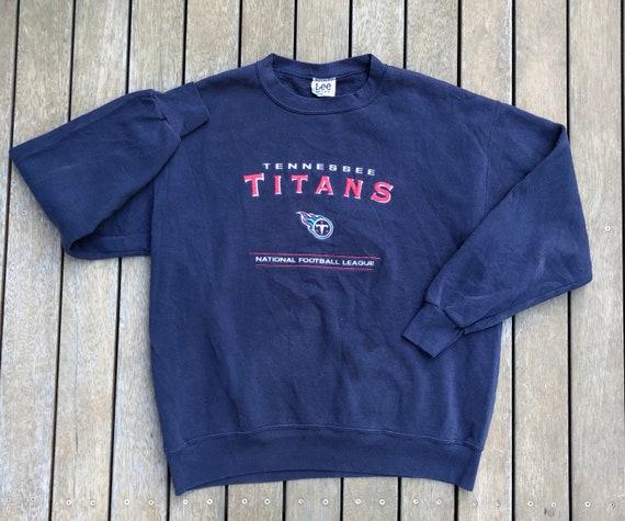 Vintage 90 s NFL Tennessee Titans Unisex Medium American  124162843