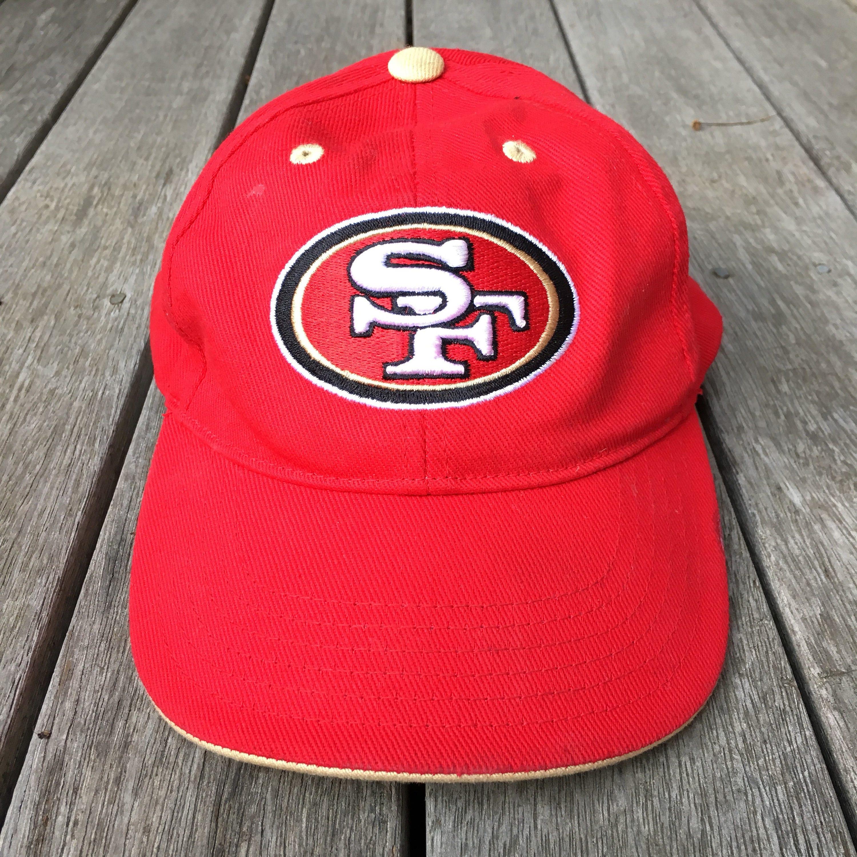 Vintage 90 s NFL San Francisco 49ers American Football  b9760054ad5d