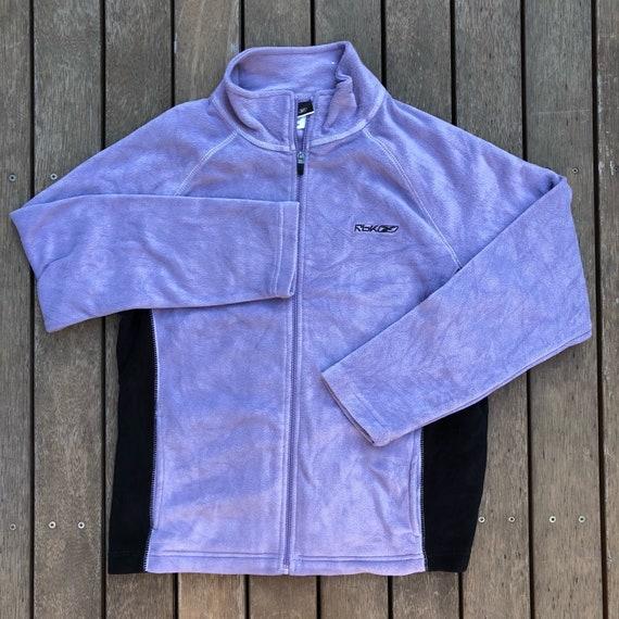 Vintage 90 s Reebok Sportswear Women s Pastel Purple  30ed6e72c