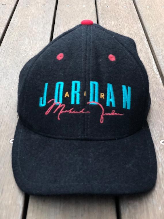 Vintage 90 s Air Jordan Michael Jordan Nike Sportswear  a5d2a4317ea