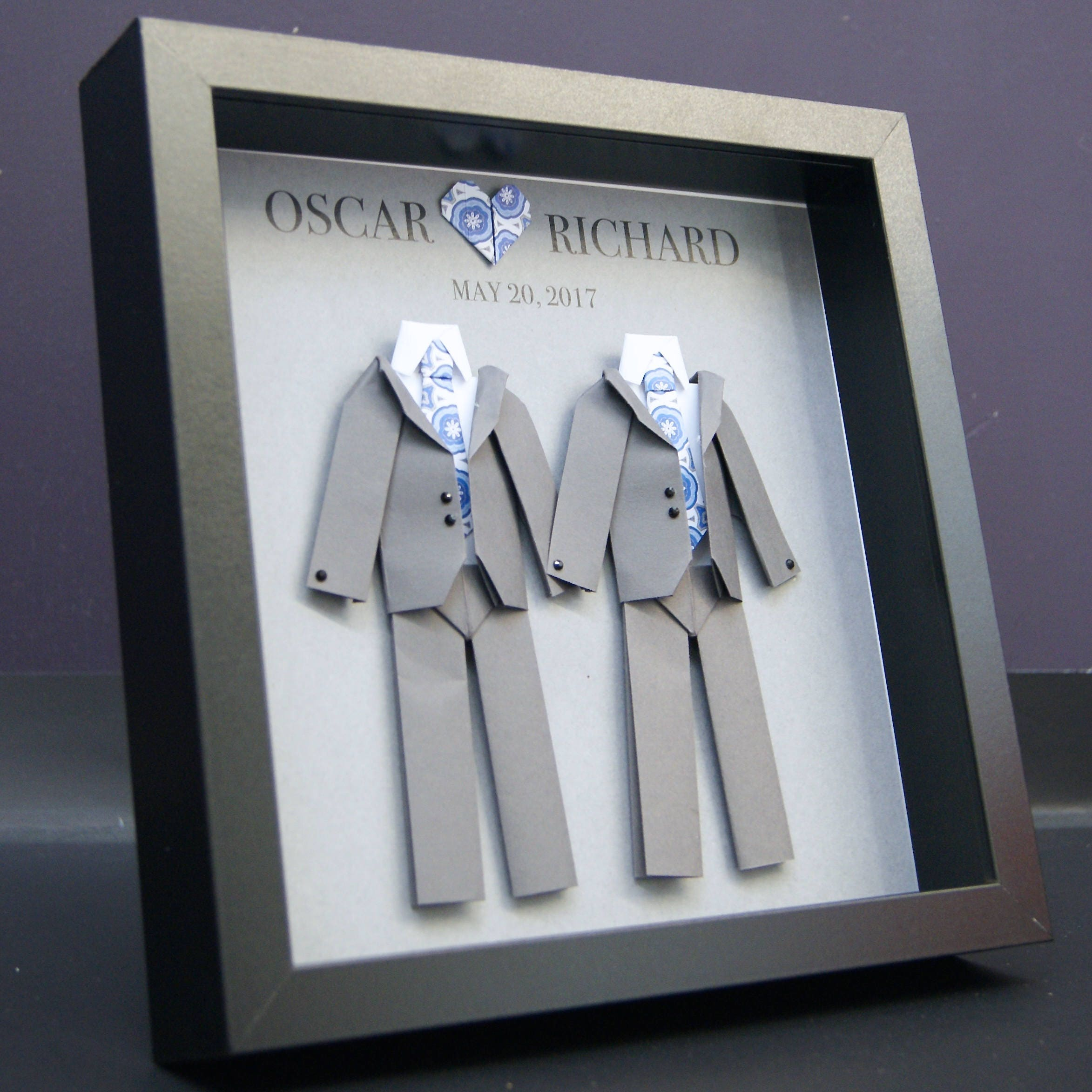 Unique Wedding Gifts Canada: Personalized Gay Same Sex LGBT Wedding Gift Engagement