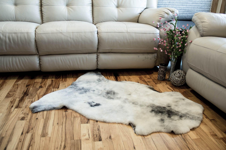Superbe Sheepskin Throw! Sheepskin Rug 100%, Rug Mat, Carpet Mat Pads Sofa, Seat  Cushion.