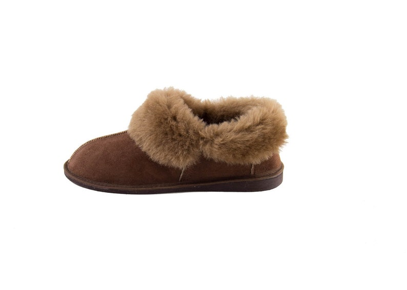 e4c6b8985f2 Mens Sheepskin Slippers ! High quality handmade fur slippers, ready to ship  from US, unique slippers