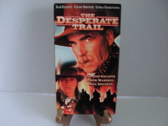 Vhs Tape The Desperate Trail Sam Elliott Craig Sheffer Etsy The desperate trail ratings & reviews explanation. etsy