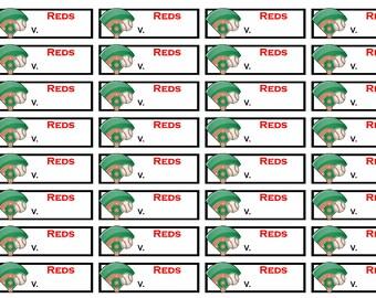 MLB Stickers (Planner stickers)