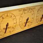 WaveClock - Western Hemlock - A nautical station showing waves and tides for surfers, fishermen, and ocean enthusiasts.