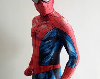 Replica Spider-Man costume - Spiderman Ultimate ( READ DESCRIPTION ) & Replica Spider-Man costume-Sam Raimi | Etsy