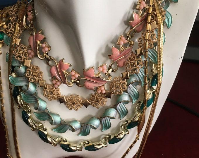 Necklaces and Bracelets Lot