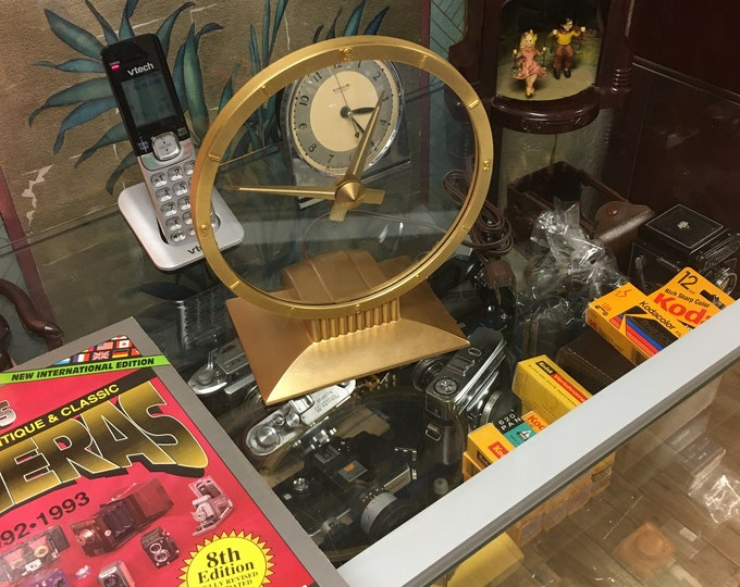 Jefferson Golden Hour Clock Mystery Dial
