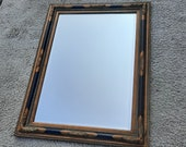 Very large baroque mirror
