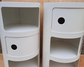 Set Kartell Containers, HomeOffice Shelves, Cartel