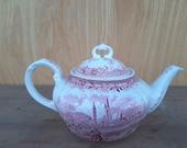 Vintage Burgenland Villeroy teapot