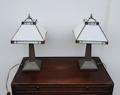 tiffany table lamps vintage