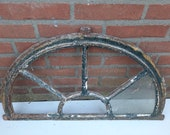 Old hollands stable window cast iron vintage