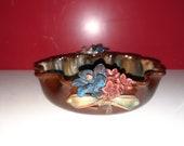 VTG Austria pottery chocolate bowl
