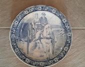 Great Delfstblauw wedding sign by Boch for Royal Sphinx