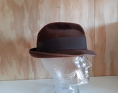 VTG English men's hat Stetson 1950