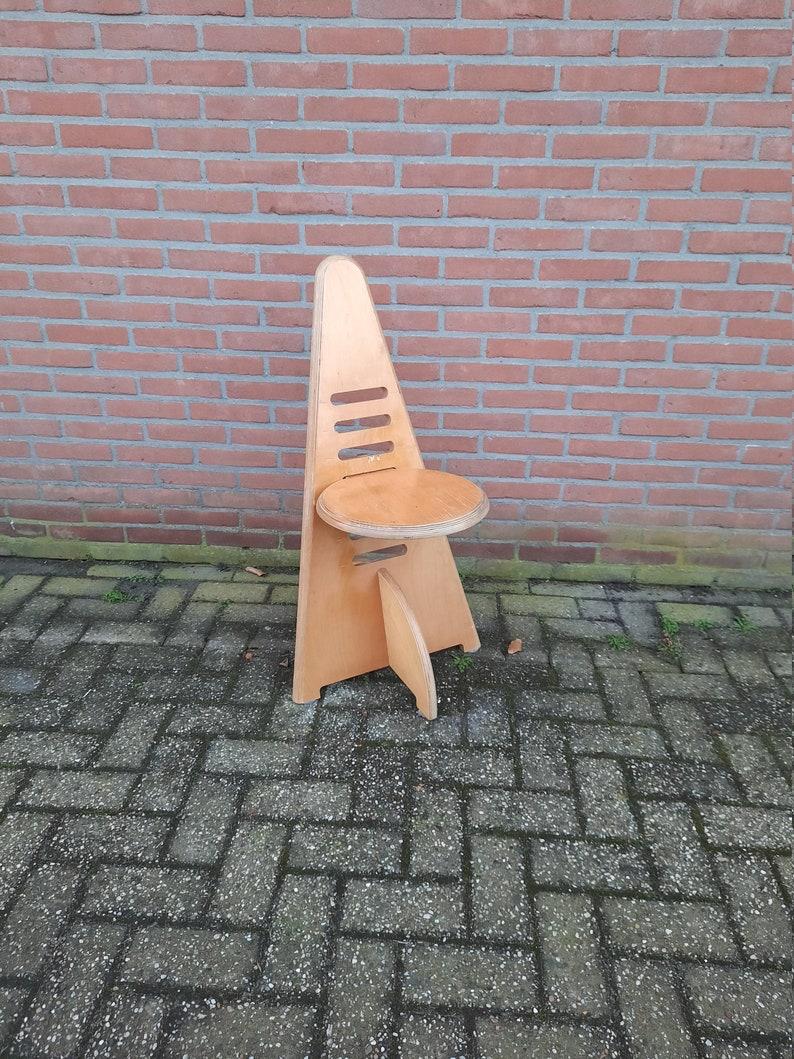 VTG Lundi-sit Lundiastoel Gijs Boelaars retro image 0
