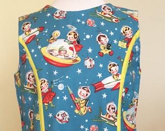 Kid astronauts dress (sz 6)