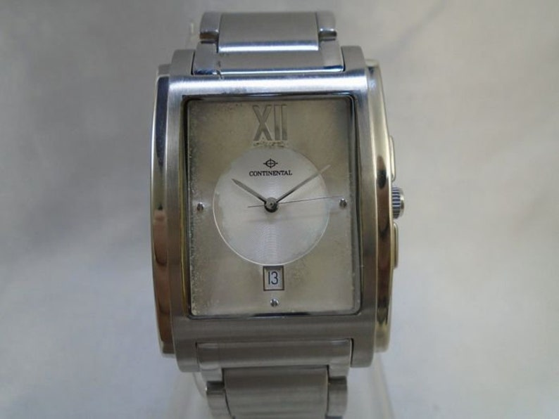 ea168310210d Continental Swiss Made Since 1924 model no. 1806 mens