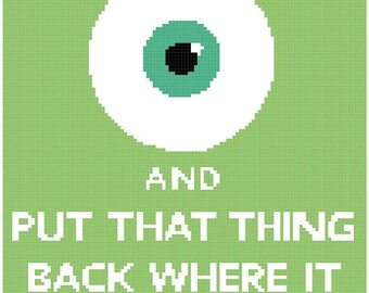 Put that thing back | Etsy