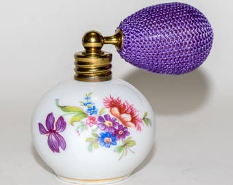 Vintage Royal Bavaria Atomiser Perfume Bottle
