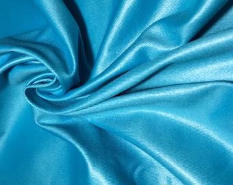 Baby Blue Dew - 2 Way Stretch Fabric 2.1m x 1.6m