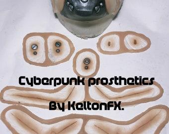 Cyberpunk Prosthetics