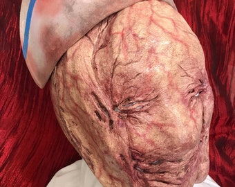 Silent Hill 2 Bubble Head Nurse Mask