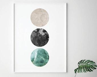 Minimalist Poster, Minimalist Art, Minimalist Print, Scandinavian Modern, Scandinavian Art, Scandinavian, Printable Art, Downloadable Prints