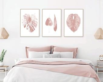 Blush pink decor | Etsy