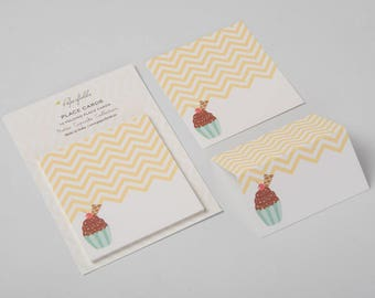 Cupcake - Placecard