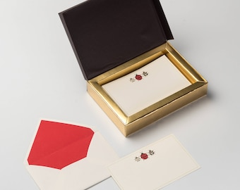 Ladybird - Stationery Set