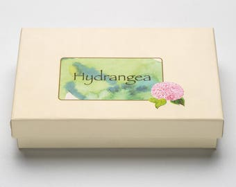 Hydrangea - Stationery Set